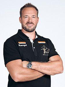 Cheftrainer Christian Pöhler
