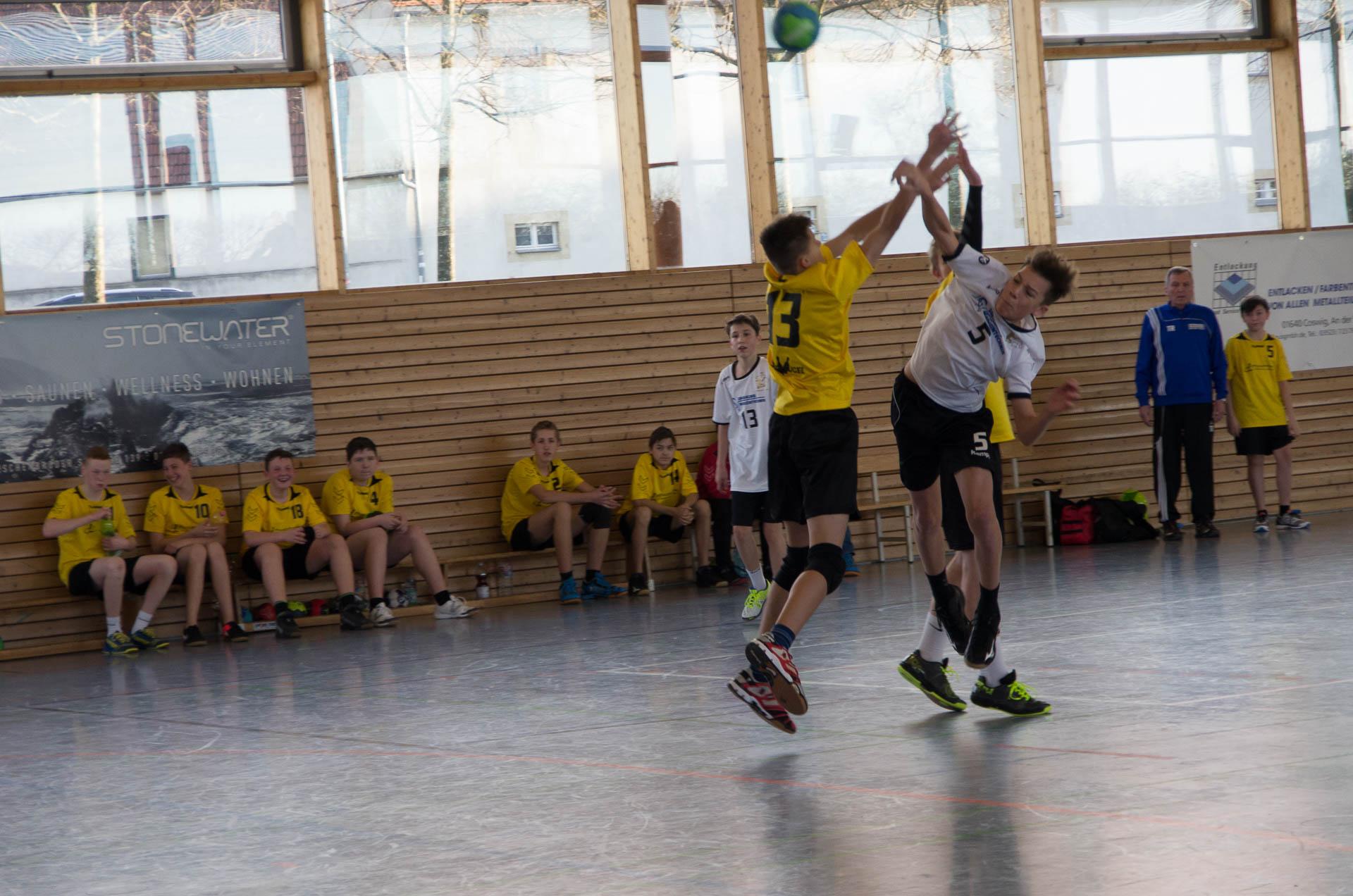 Weinböhla Handball